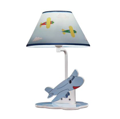 Tisva Airplay Table Lamp - Blue - Tisva Lights