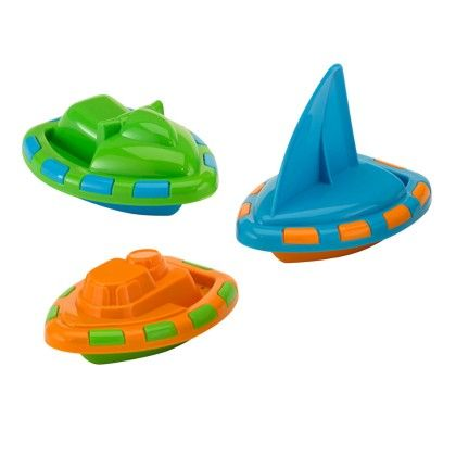 Dinghy Boat Assortment - American Plastic Toys