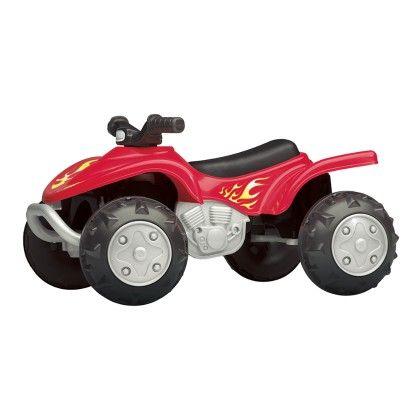 Quad Rider - American Plastic Toys