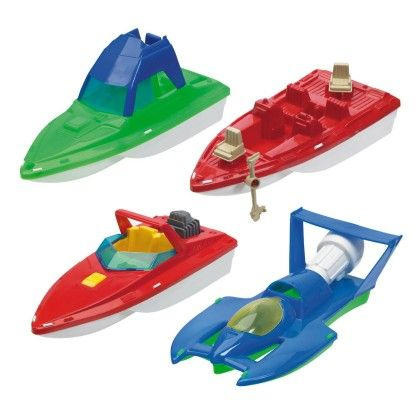 Deluxe Boat Assortment - American Plastic Toys