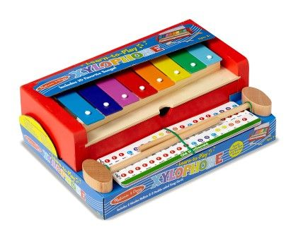 Learn-to-play Xylophone - MELISSA & DOUG