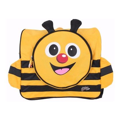 Cazbi The Bee - Soft School Backpack - Cuties & Pals