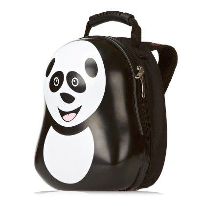 "Cheri The Panda - Hard Shell 13"" Backpack - Cuties & Pals"