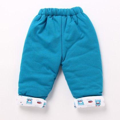 Plain Hosiery Cloth Inside Polyfill With Sinker Cloth - Blue - Mom's Pet