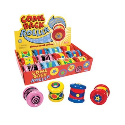 Come Back Roller Wheel - Schylling Toys