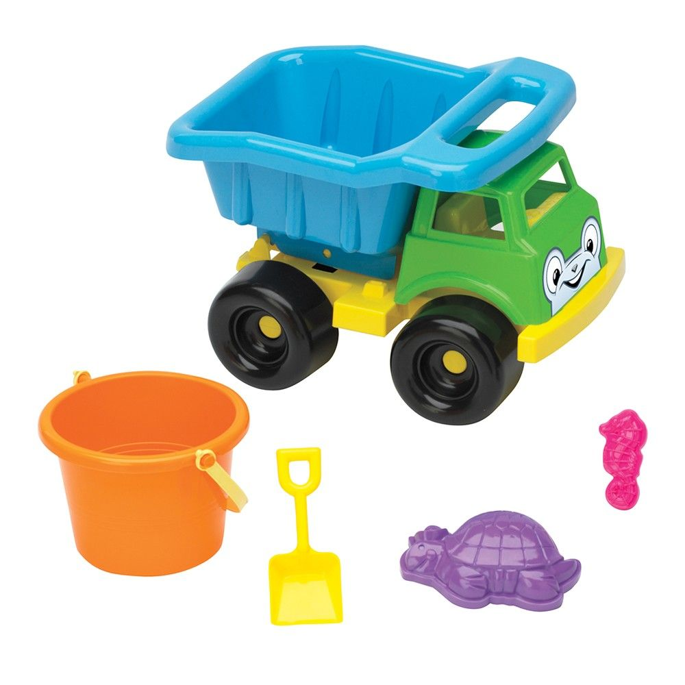 Truck Full Of Toys - American Plastic Toys