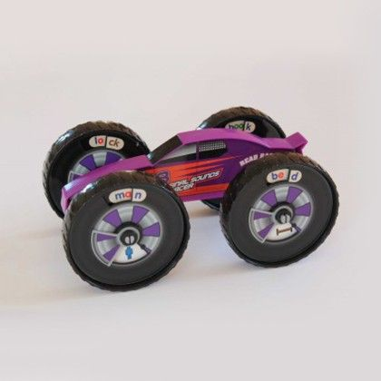 Read Racers Final Sound Racer - Junior Learning