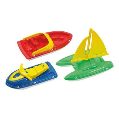 Boat Assortment - American Plastic Toys