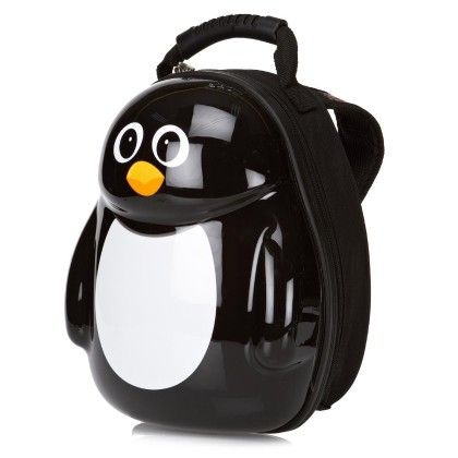"Peko The Penguin - Hard Shell 13"" Backpack - Cuties & Pals"