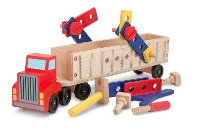 Big Rig Building Set - MELISSA & DOUG