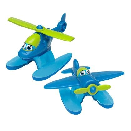 Sky & Sea Plane Assortment - American Plastic Toys