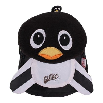 Peko The Penguin - Soft Nursery Backpack - Cuties & Pals