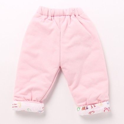 Plain Hosiery Cloth Inside Polyfill With Sinker Cloth - Pink - Mom's Pet