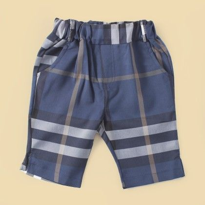 Striped Shorts - Lil Mantra