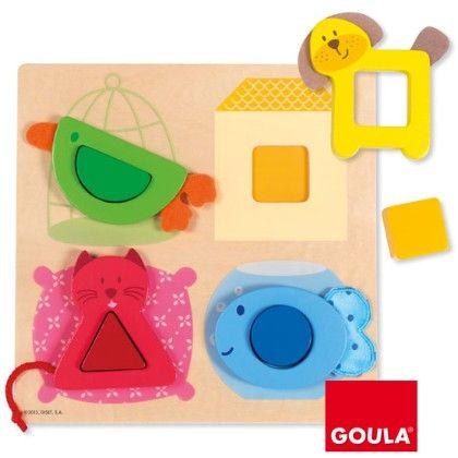 Pets Puzzle - Goula