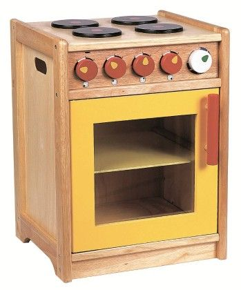 Cooker - Big Jig Toys