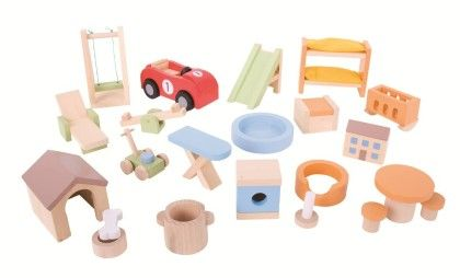 Heritage Playset Doll Furniture Set - Big Jig Toys