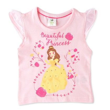 Disney Princess Girl's Top - Disney Line