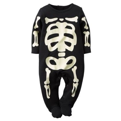 Glow-in-the-dark Halloween Sleep & Play - Carter's