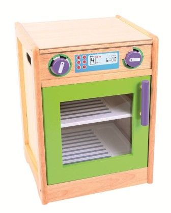 Pink And Green Kitchen Dishwasher - Big Jig Toys