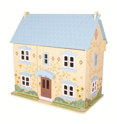 Heritage Playset Sunflower Cottage - Big Jig Toys