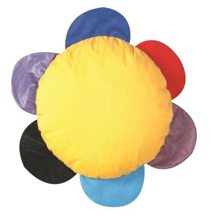 Sensory Flower Pillow - The Children's Factory