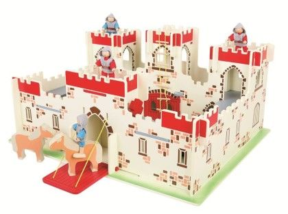 Heritage Playset King Arthur's Castle - Big Jig Toys