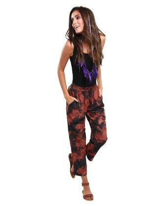 Sumoha Tie-dye Pants - Monica Dogra