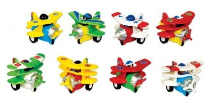 Propeller Planes - Small World Toys