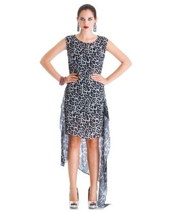 Party Animal Dress - Rinku Dalamal