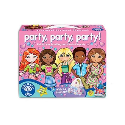 Party, Party, Party! - ORCHARD TOYS
