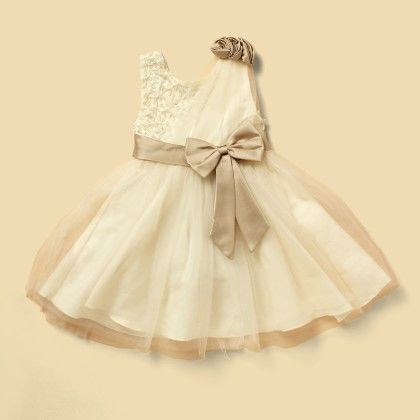 Flower Girl Dress - Lil Mantra