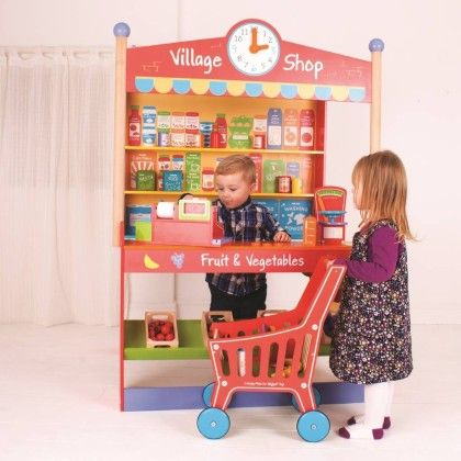 Village Shop - Big Jig Toys