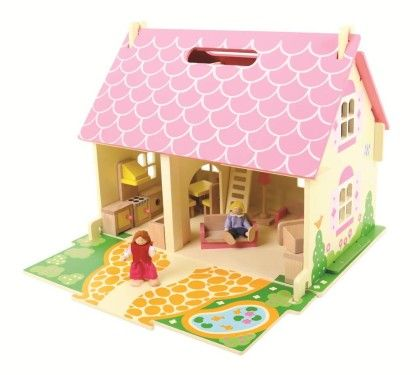Heritage Playset Blossom Cottage - Big Jig Toys