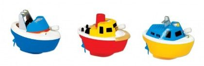 Boat Cruisers - Small World Toys
