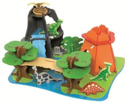 Heritage Playset Dino Island - Big Jig Toys
