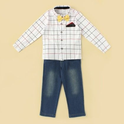 Mumma's Big Boy 2pc Set - Lil Mantra