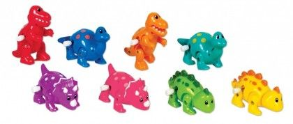 Roaming Dinosaurs Wind-up - Small World Toys