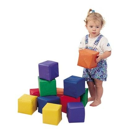 Toddler Baby Blocks - The Children's Factory