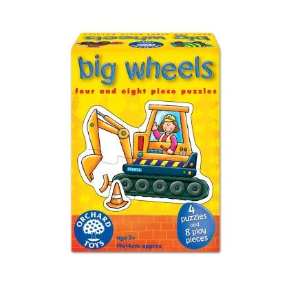 Big Wheels - ORCHARD TOYS
