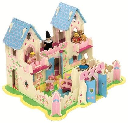 Heritage Playset Princess Palace - Big Jig Toys