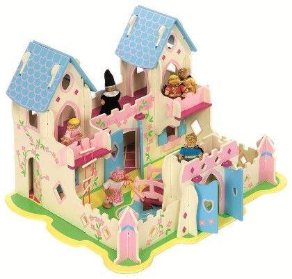 Heritage Playset Princess Palace - Big Jig Toys