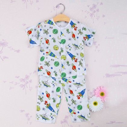 Multi Rocket Print Set - Snuggle Bunny