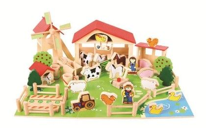 Play Farm - Big Jig Toys