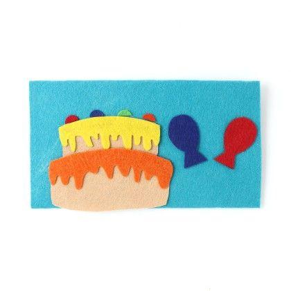 Shagun Envelopes- Birthday Cake - Li'll Pumpkins