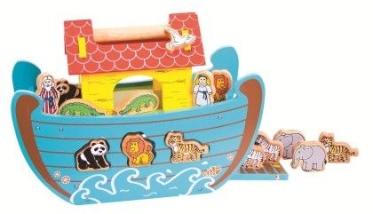 Noah's Ark - Big Jig Toys
