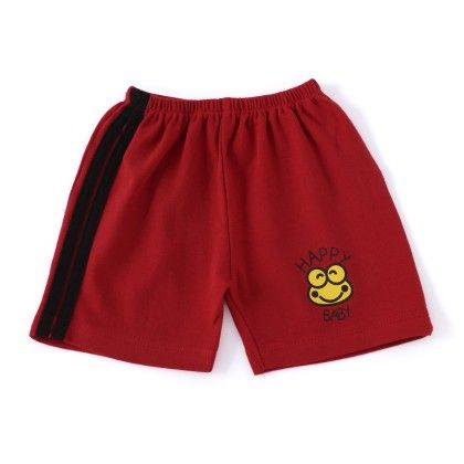 Happy Baby Babies Shorts-red - Tantra