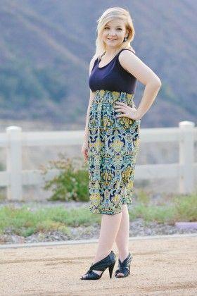 Breezy Wild Maxi Dress - Xcel Couture
