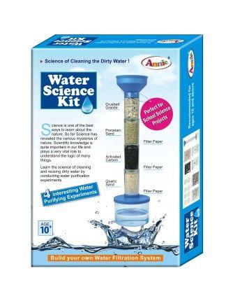 Annie Water Science Kit