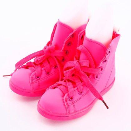 Pink Sneakers - Oh Pair